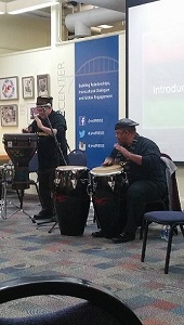 African Drumming 2